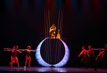 No Strings Attached, Dayton Ballet, Lighting by Joe Beumer